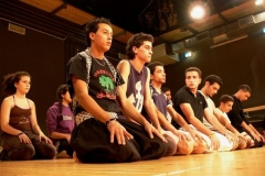 طلاب-مدرسة-المسرح