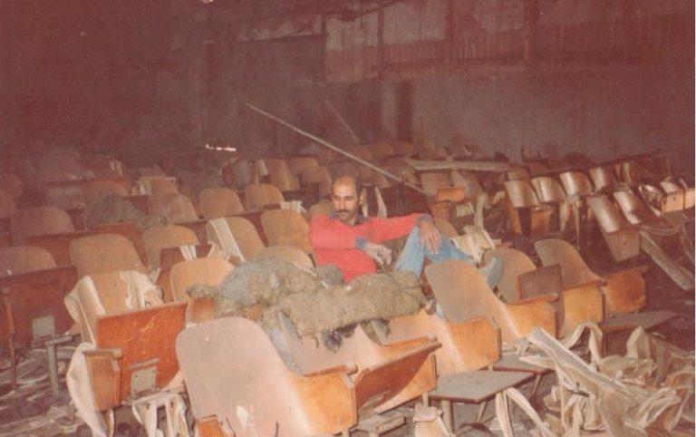 ادوارد معلم اول يوم عمل 1983