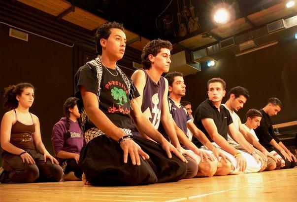 Theater School students